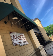 Outside view of Anjou Restaurant/Facebook