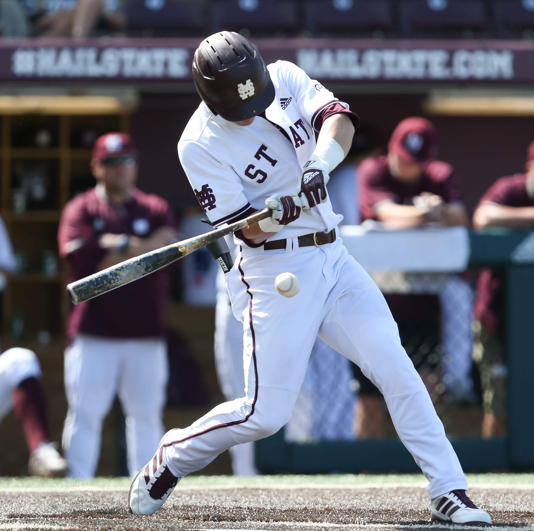 How a Derek Jeter quote helped Mississippi State's Elijah MacNamee be 'Big Hit Mac' again
