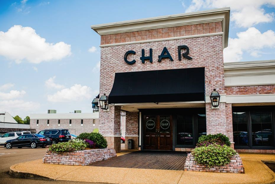 Outside view of Char Restaurant/Facebook