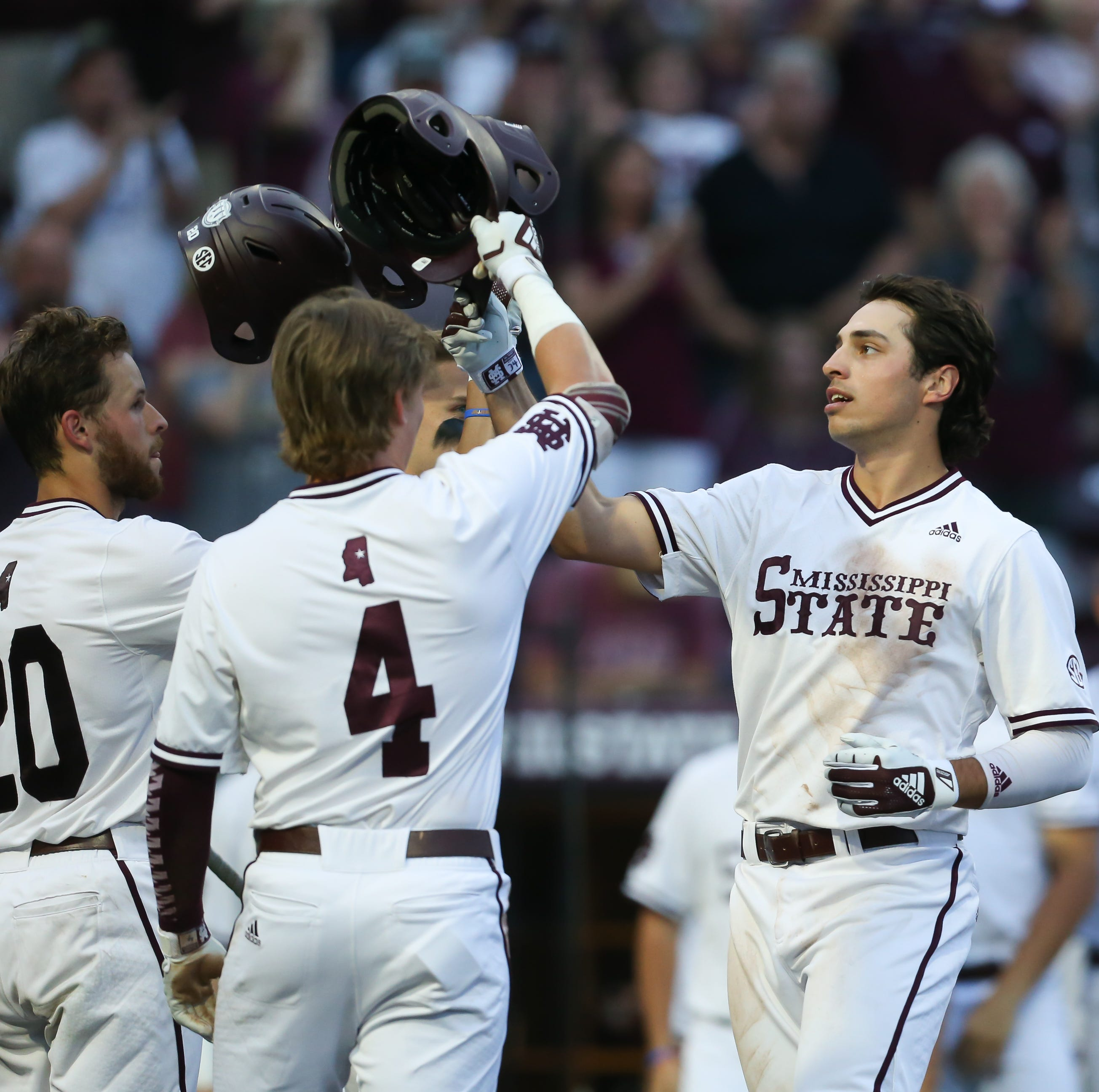 Mississippi State Bulldogs battle back to beat Memphis at Dudy Noble Field