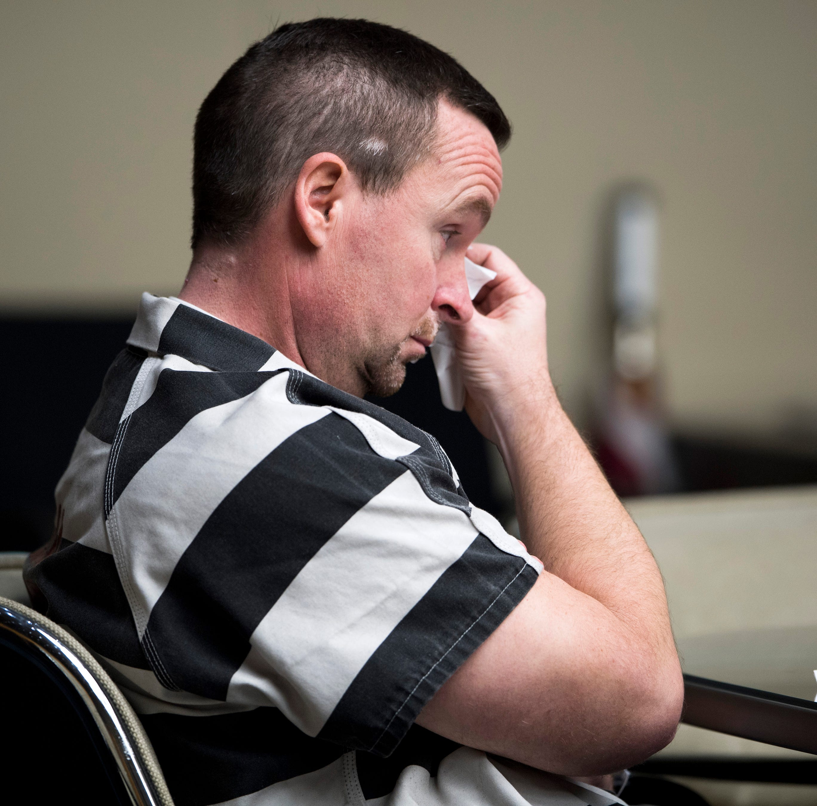 Former pastor sentenced to 12 years in prison for repeated rape of adopted daughter