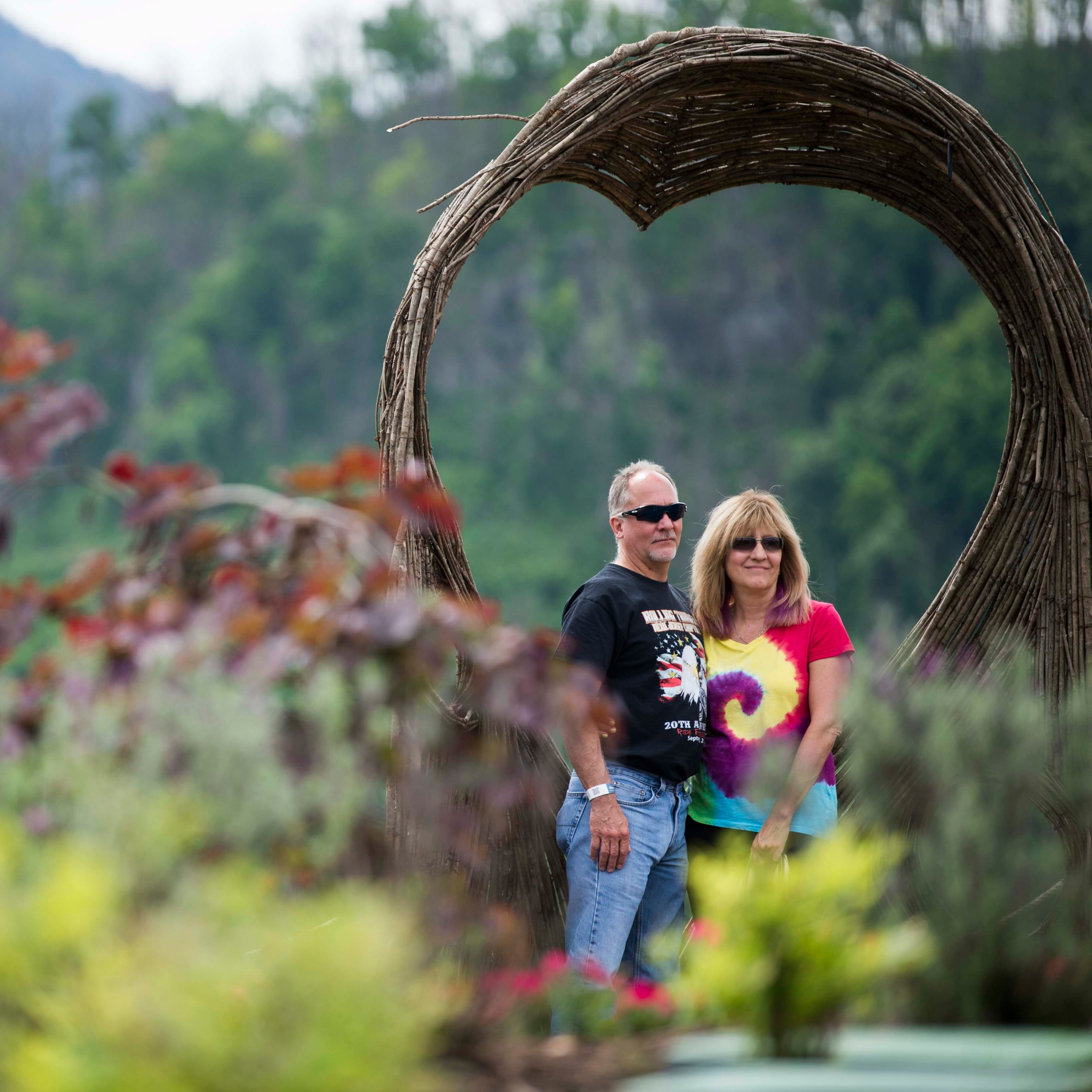 Take a tour of mountain top attraction Anakeesta's new additions in Gatlinburg
