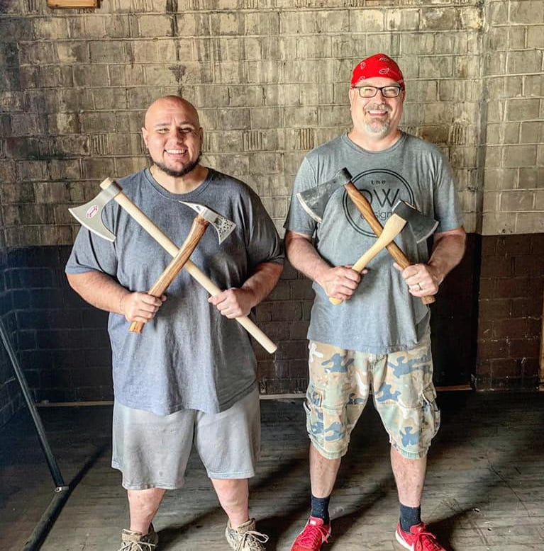 Are you ax-cited? Ax throwing venue is opening in downtown Knoxville