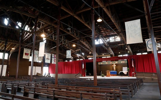 A reopening of the Davis Auditorium at the Lancaster Campground is planned on May 19. After more than a decade of fundraising and renovation work the historic structure is will once again be open to the public.