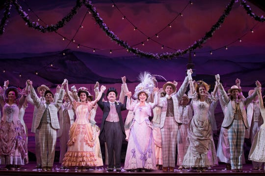 """""""Hello, Dolly!"""" National Tour Company, featuring Betty Buckley."""