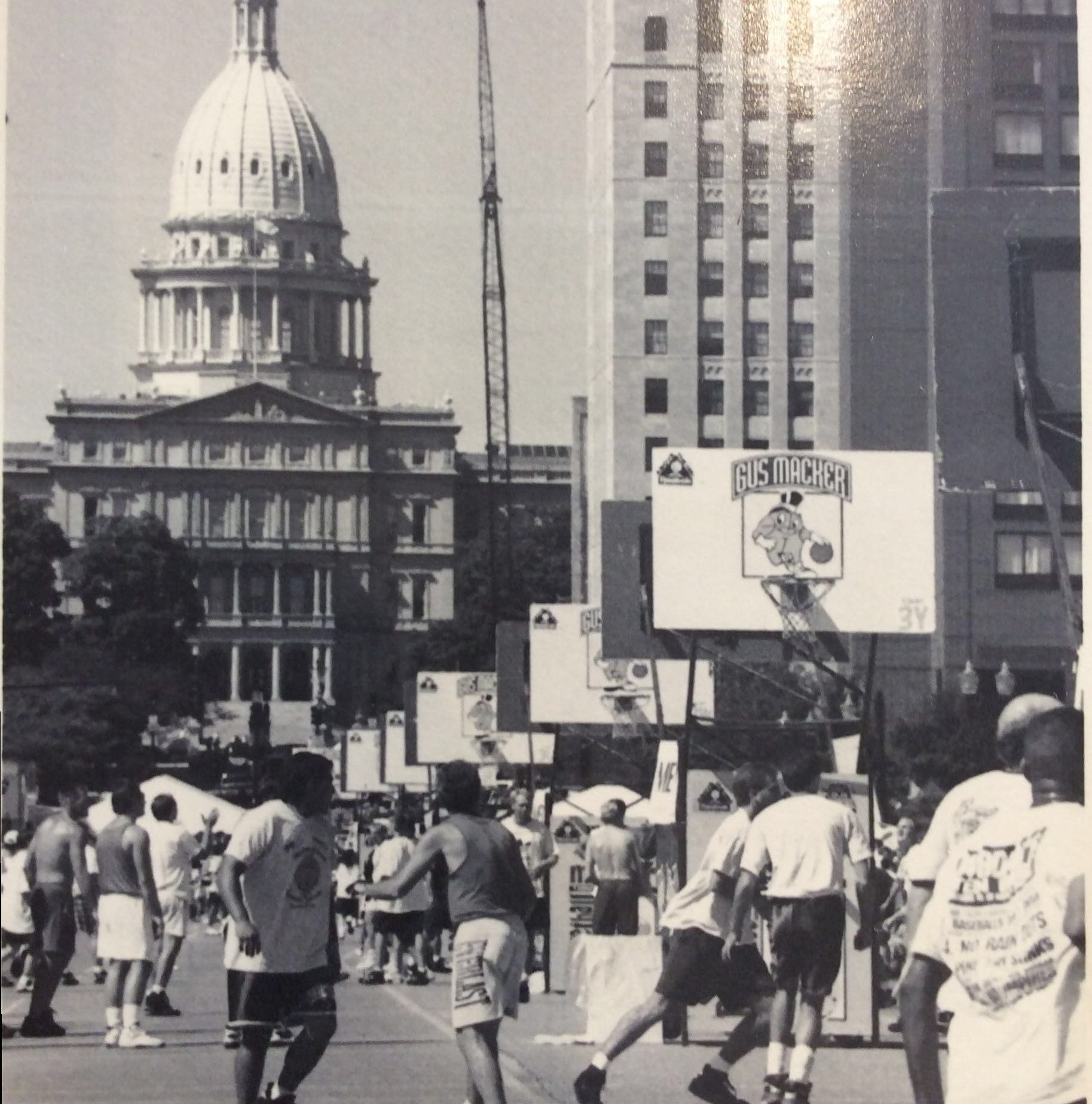 Gus Macker Basketball Tournament owner has 'no doubt' it will return to downtown Lansing
