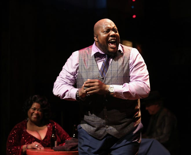 Sugaray Rayford, winner of the 2019 Blues Music Award for Soul-Blues Artist of the Year, returns to the Bradfordville Blues Club at 9 p.m. Friday.