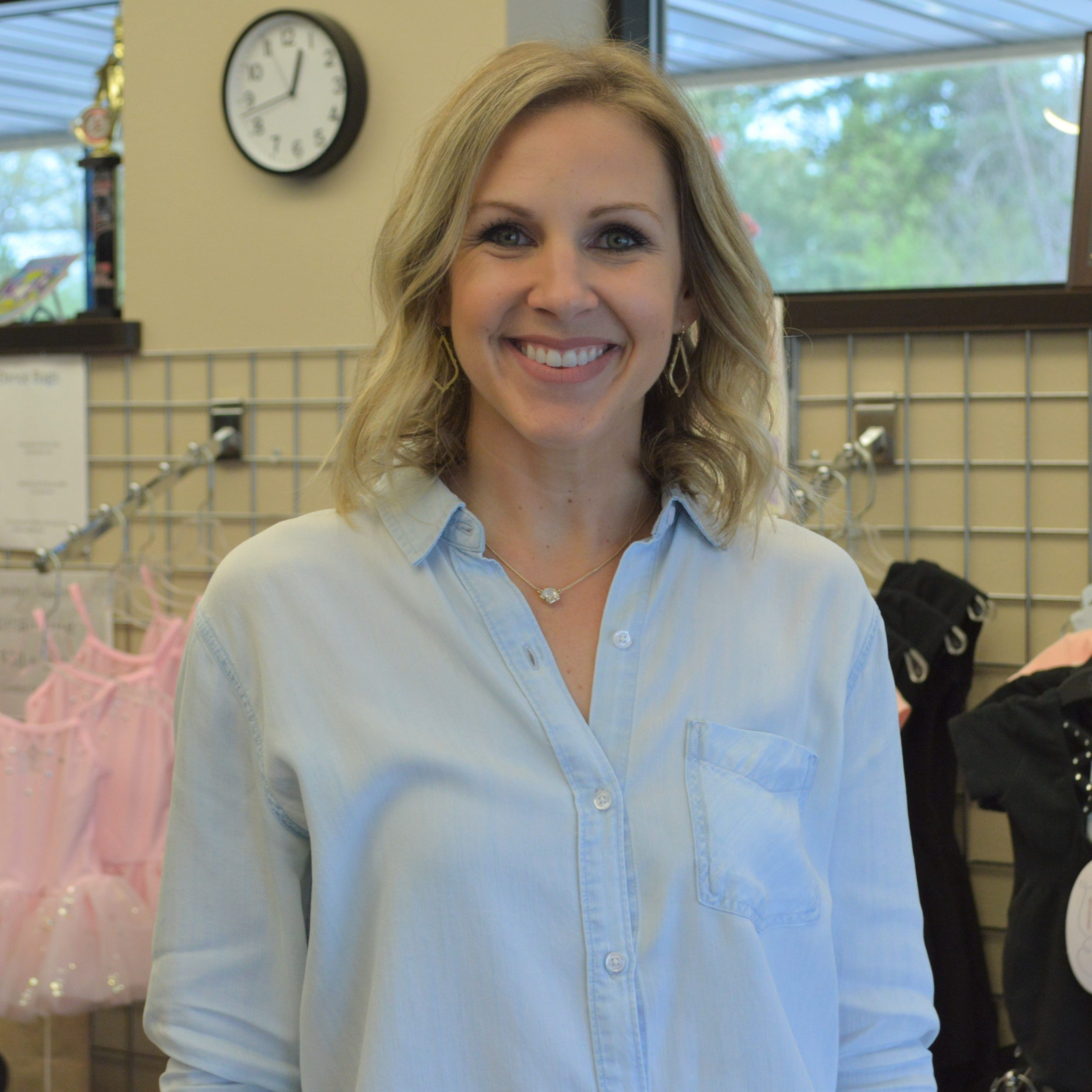 This Oak Creek native used to teach dance in her parents' yard. Now she runs a small business empire.