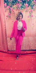 Sieria Payne hosts business showers for women.