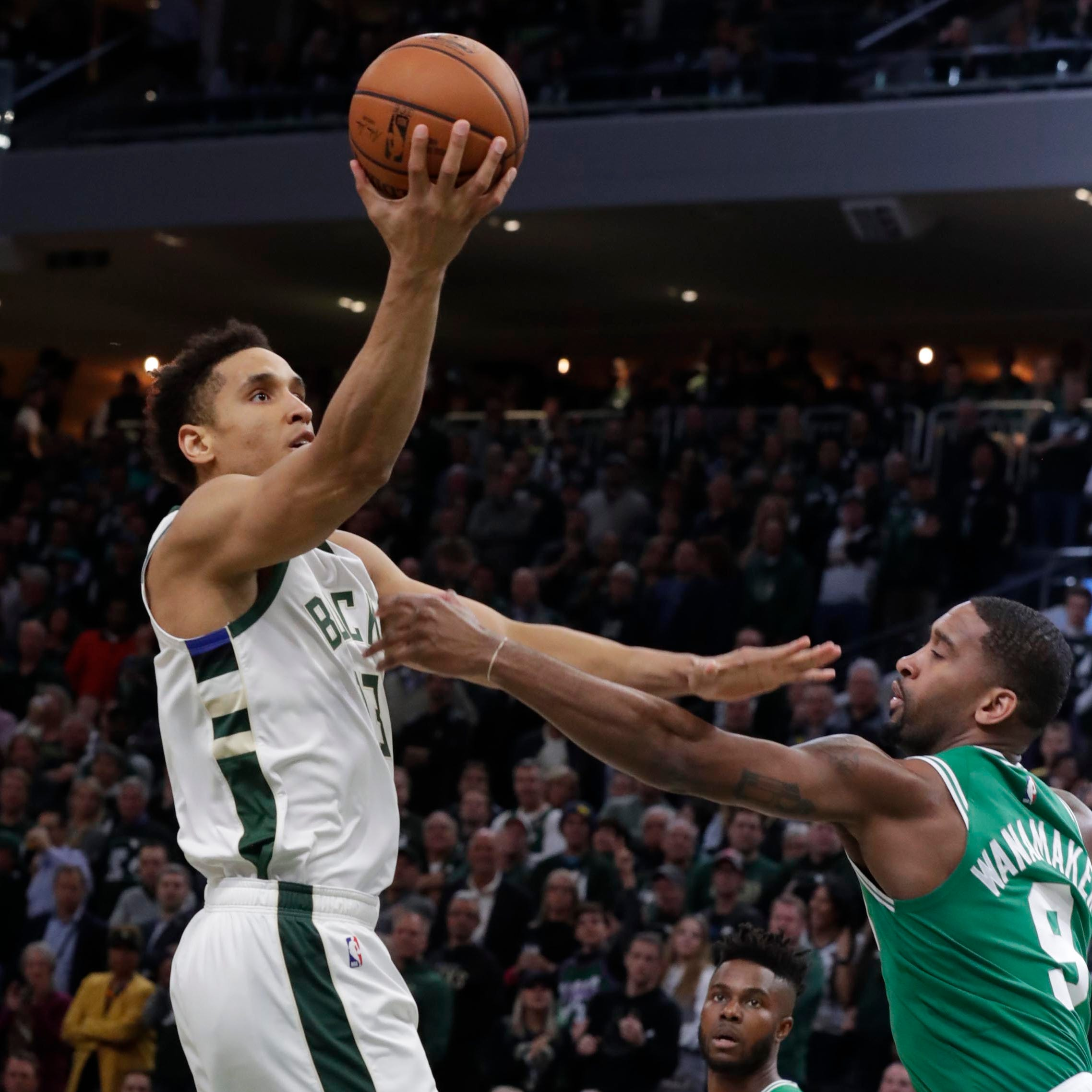 A week layoff gives Malcolm Brogdon more time to recover, but he may stick with the 'bench mob'