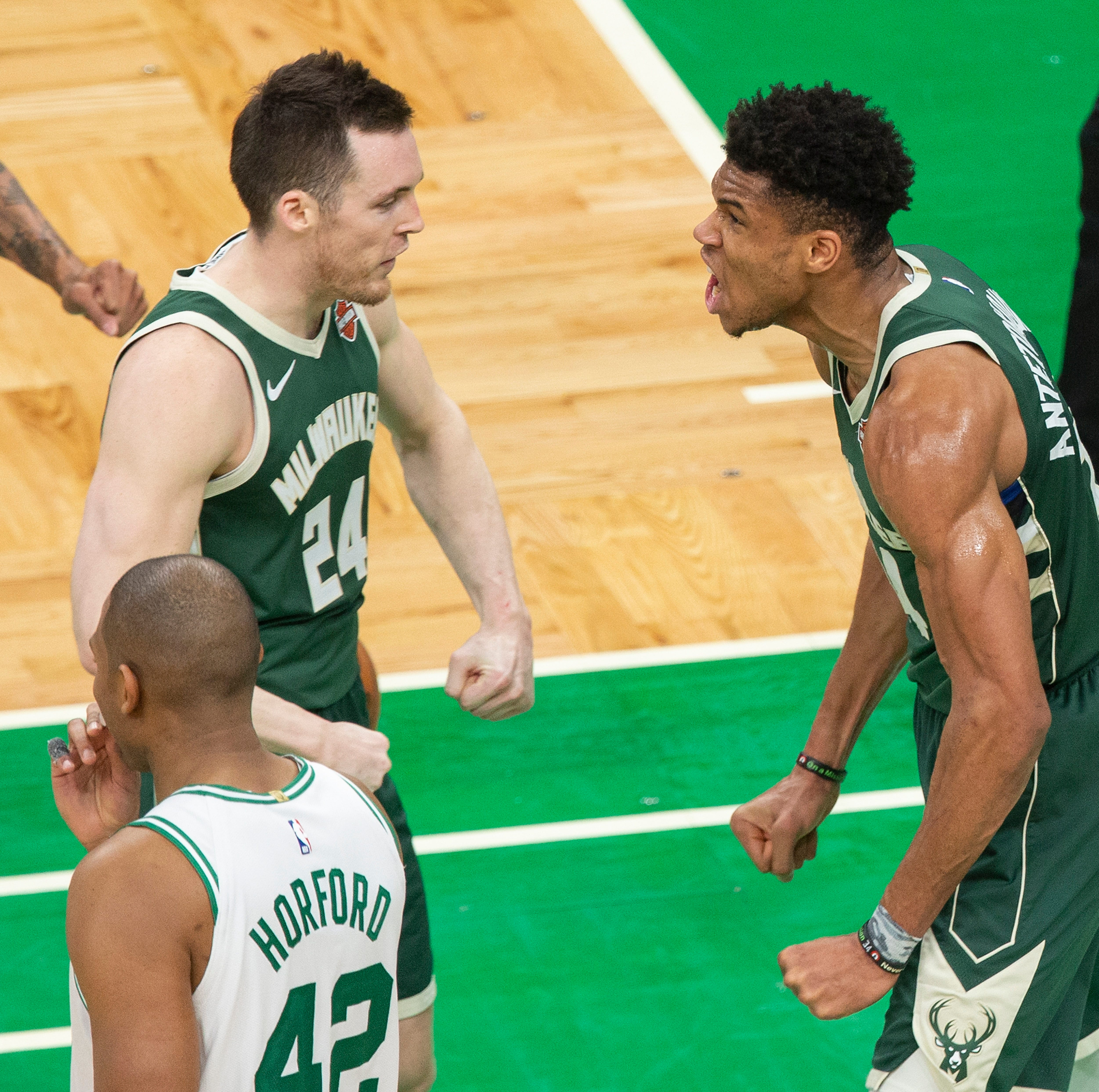 Live Coverage: Bucks-Celtics, Game 5