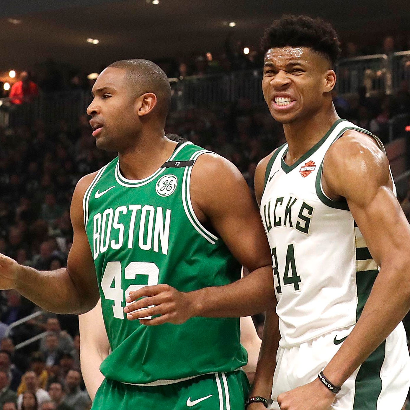 Bucks 116, Celtics 91:  Giannis helps finish off the series for a trip to the Eastern finals
