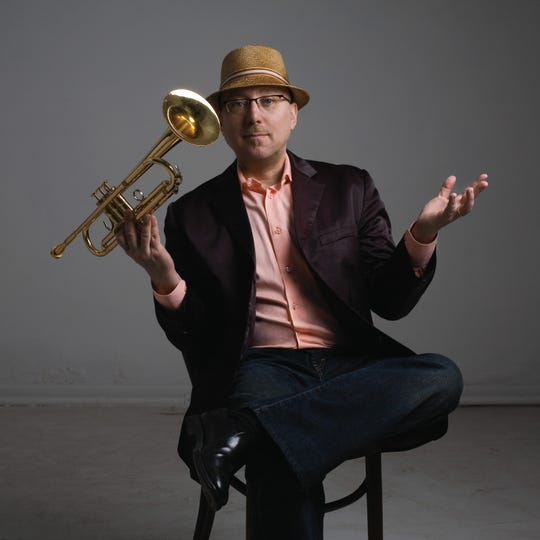 Milwaukee native Brian Lynch, a composer and trumpet player, won the second Grammy of his career Sunday for best large jazz ensemble album. He previously won in 2007 for best Latin jazz album.