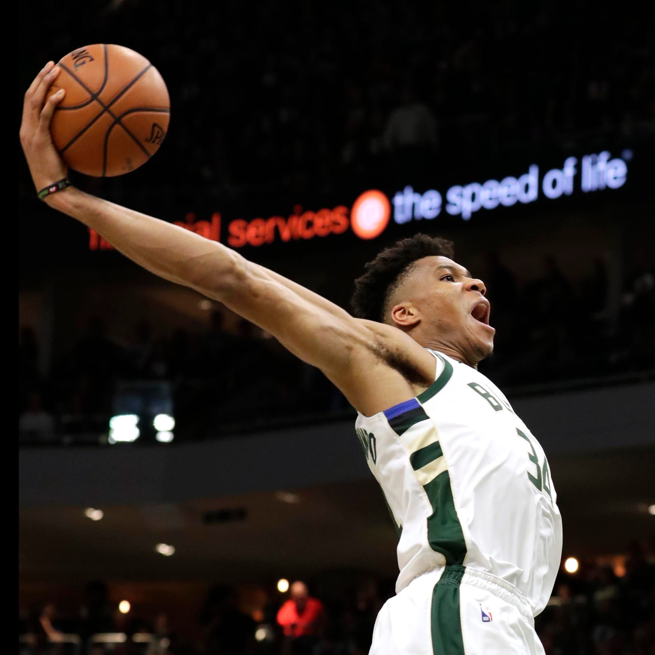Nickel: Yelich and Rodgers talk about adding Giannis Antetokounmpo to the Wisconsin MVP club