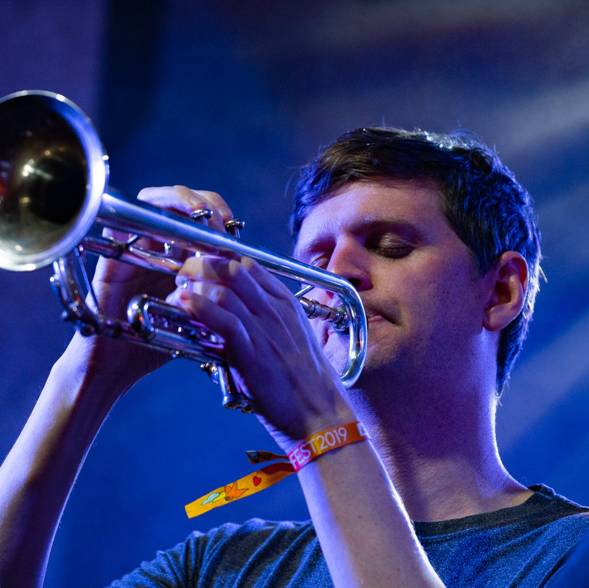 Mike Maher co-founded Snarky Puppy with his college buddies. Three Grammys later, he's coming home to play.