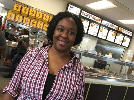 New franchisee Aki Henderson is reopening the Bojangles' location in Eastchase and has plans for more.