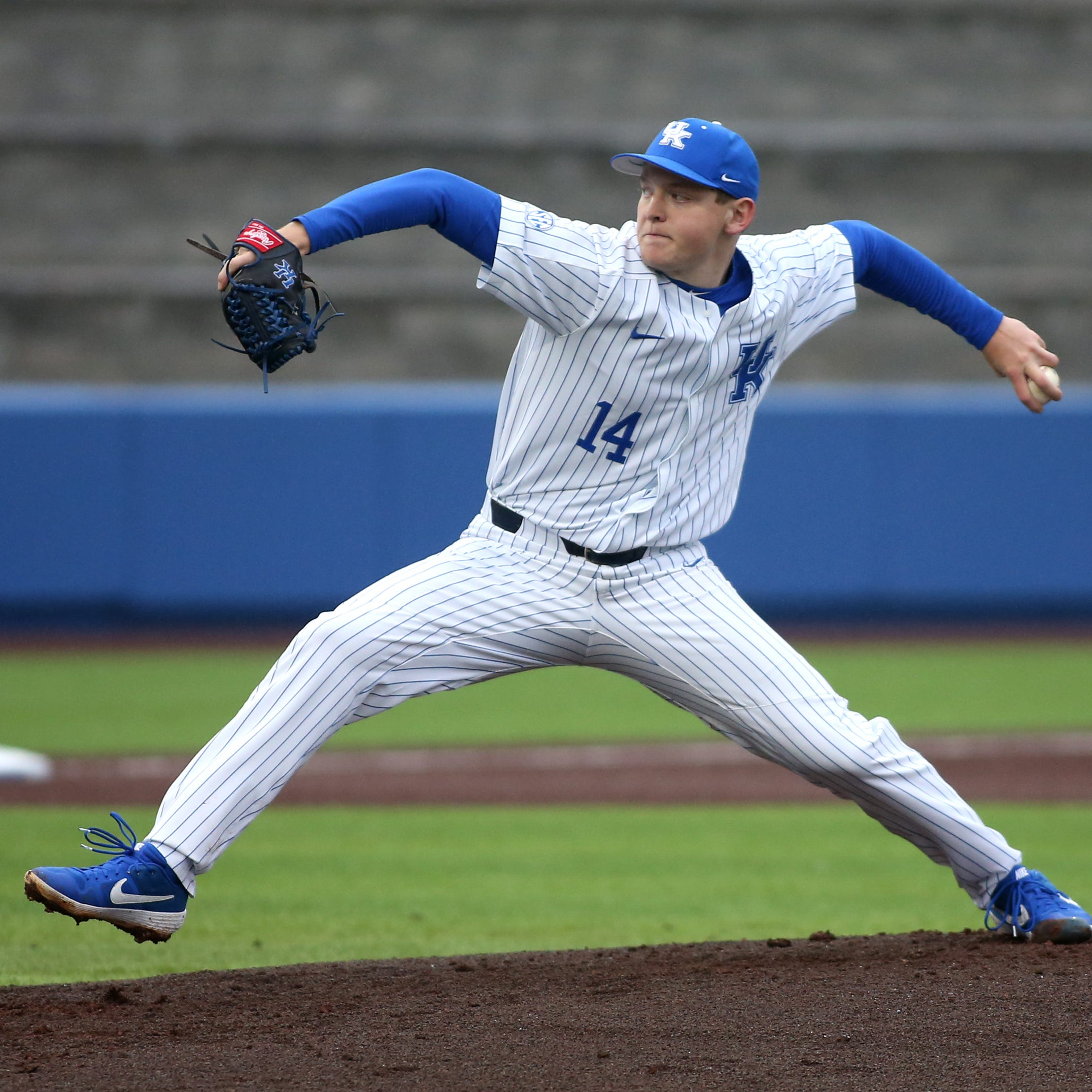 Former Wapahani star Zack Thompson likely to go in top 15 of MLB Draft