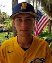 Tate Hansen, Naples baseball