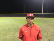 Ruben Lucio, Immokalee softball coach