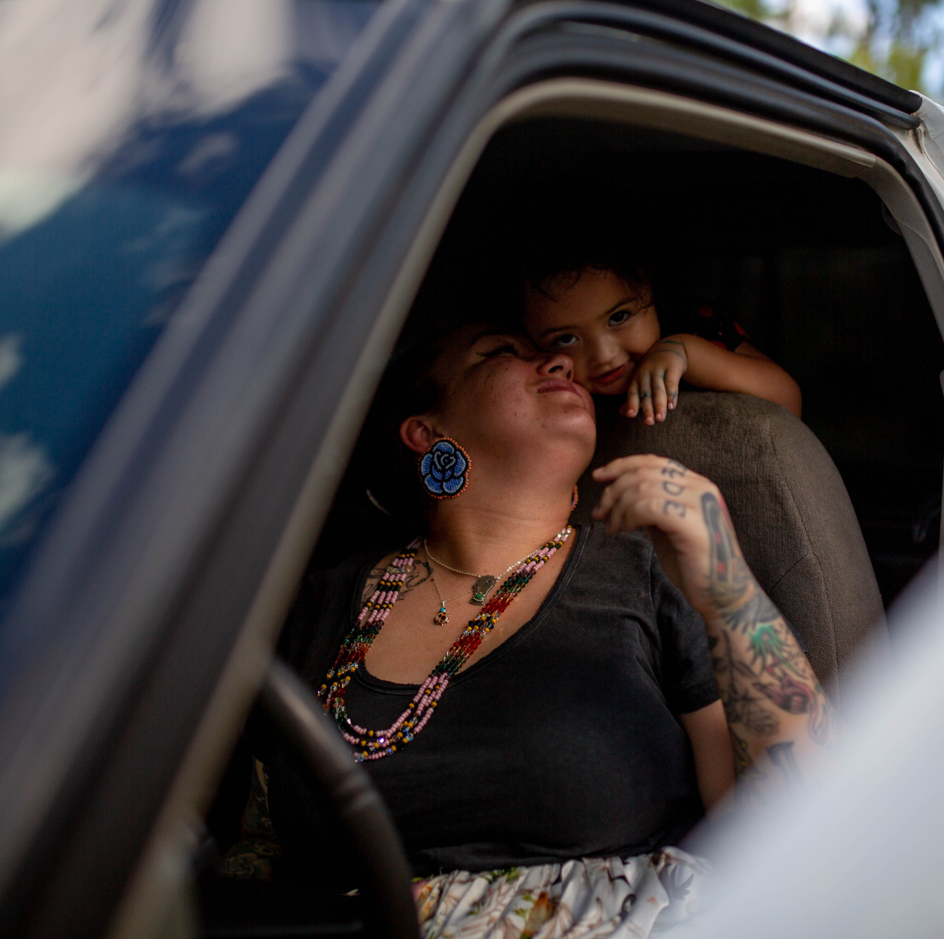 After addiction and loss, Seminole mother finds strength in family, customs and herself