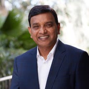 Krish Ramakrishnan, a serial entrepreneur, will be the commencement speaker for graduate and doctoral students at Monmouth University on May 16.