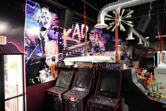 Rad Retrocade, the highly anticipated retro vibe bar and arcade, is slated to open by the end of May or early June. The site is located next door to the Rio Grande Theatre on 201 N. Main St. in downtown Las Cruces.