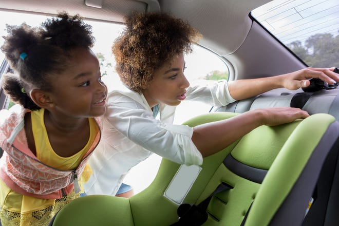 A number of safety tips will help to keep your kids safe during vehicle travel this summer.