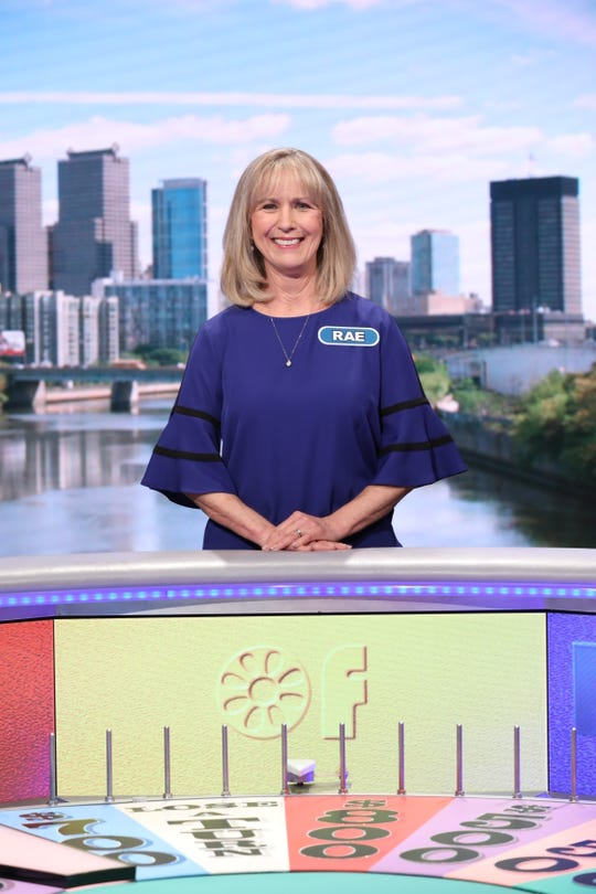 "Rae Wilson, a retired teacher from Las Cruces, will be a contestant on ""Wheel of Fortune"" on Monday, May 13."