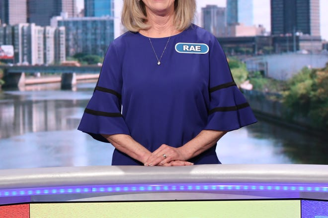 """Rae Wilson, a retired teacher from Las Cruces, will be a contestant on """"Wheel of Fortune"""" on Monday, May 13."""