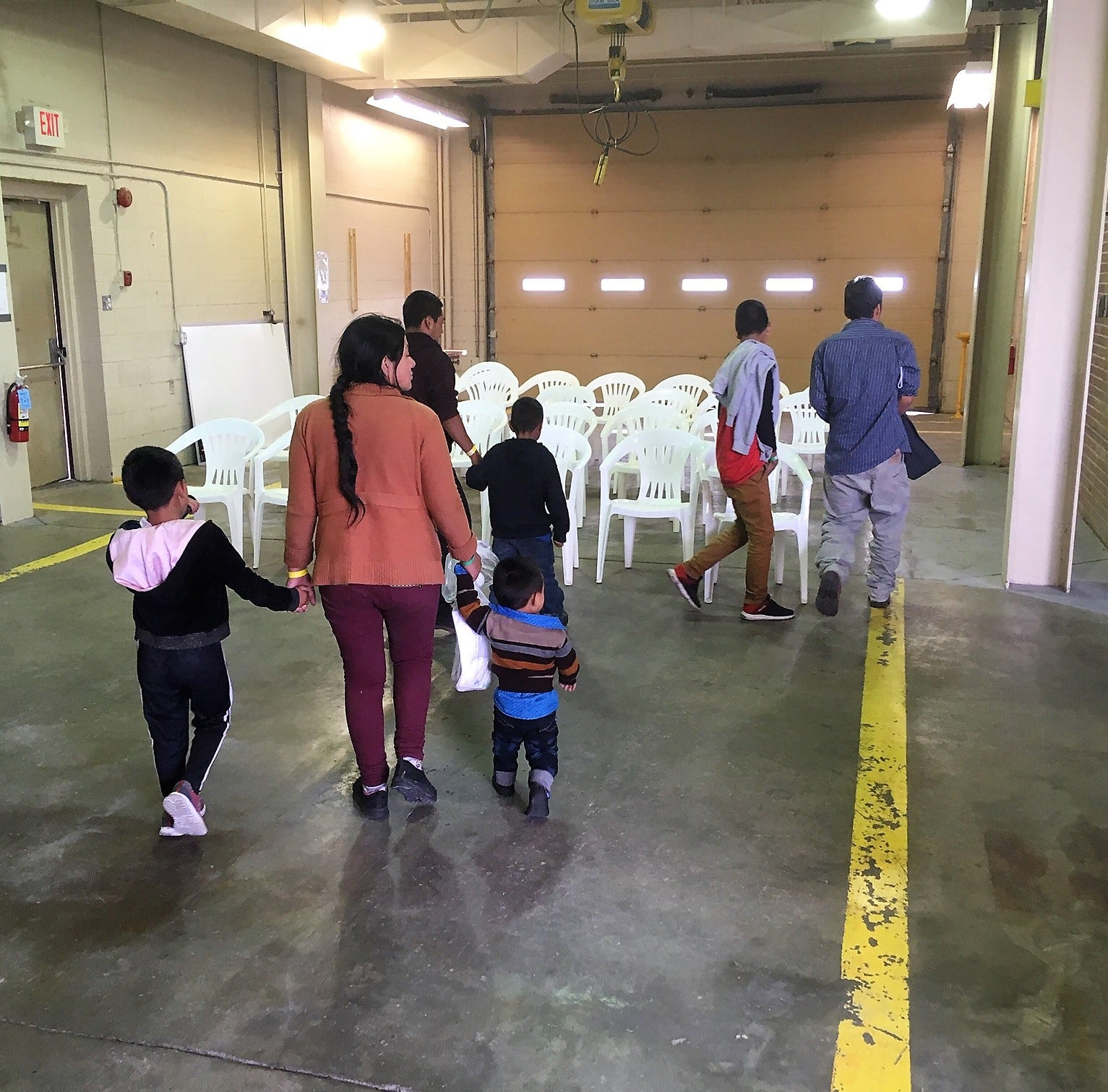 Border Patrol has released 5,000 asylum seekers in Las Cruces