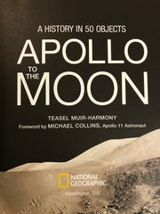 Apollo to the Moon by Teasel Muir -Harmony.