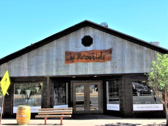 Hunt & Harvest restaurant is another Jasper Riddle business in midtown Ruidoso.
