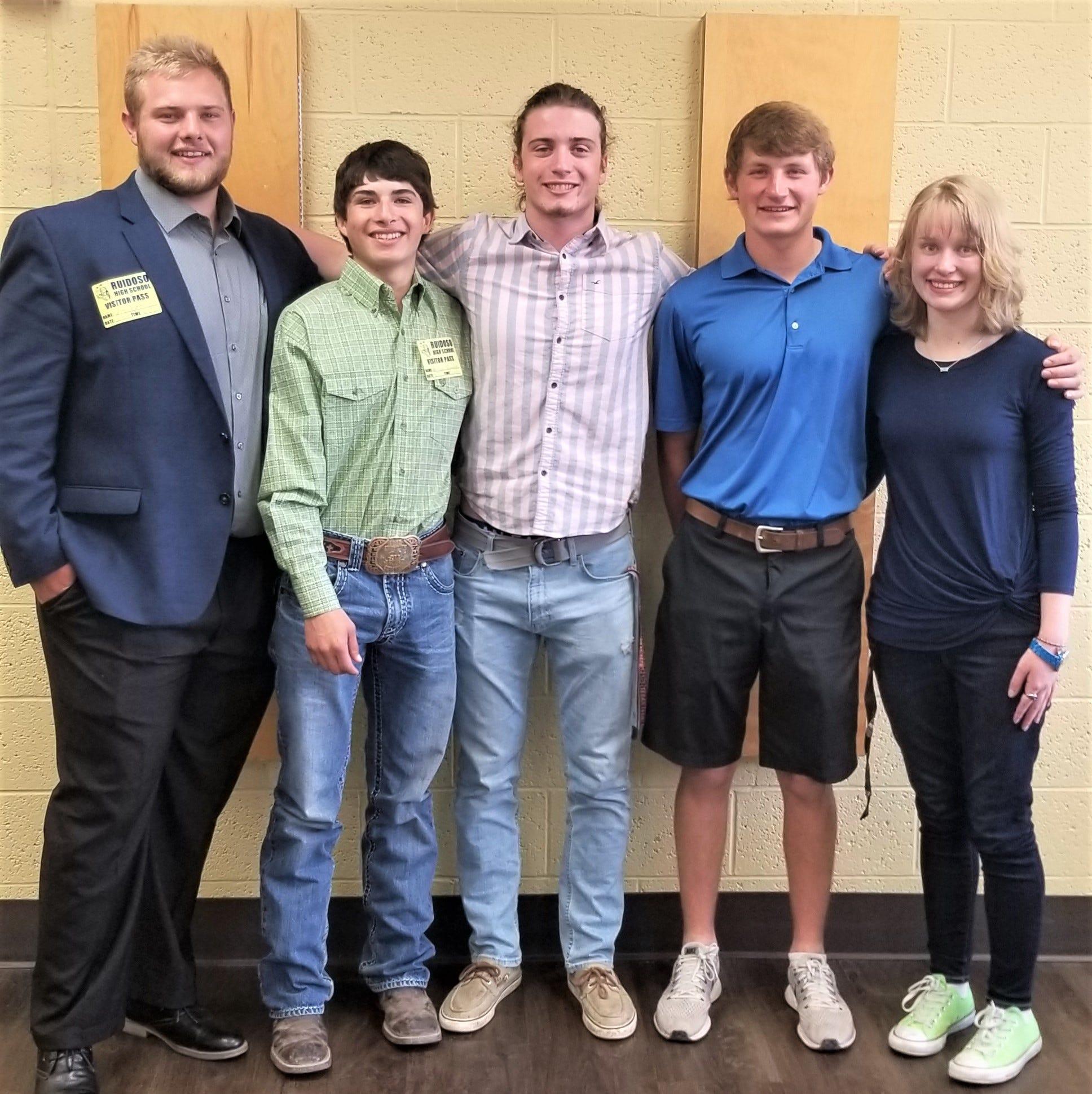 Ruidoso Rotary names scholarship recipients