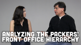 Olivia Reiner chats with Tom Silverstein about the reporting process behind his latest column on the power dynamics of the Packers' front office.
