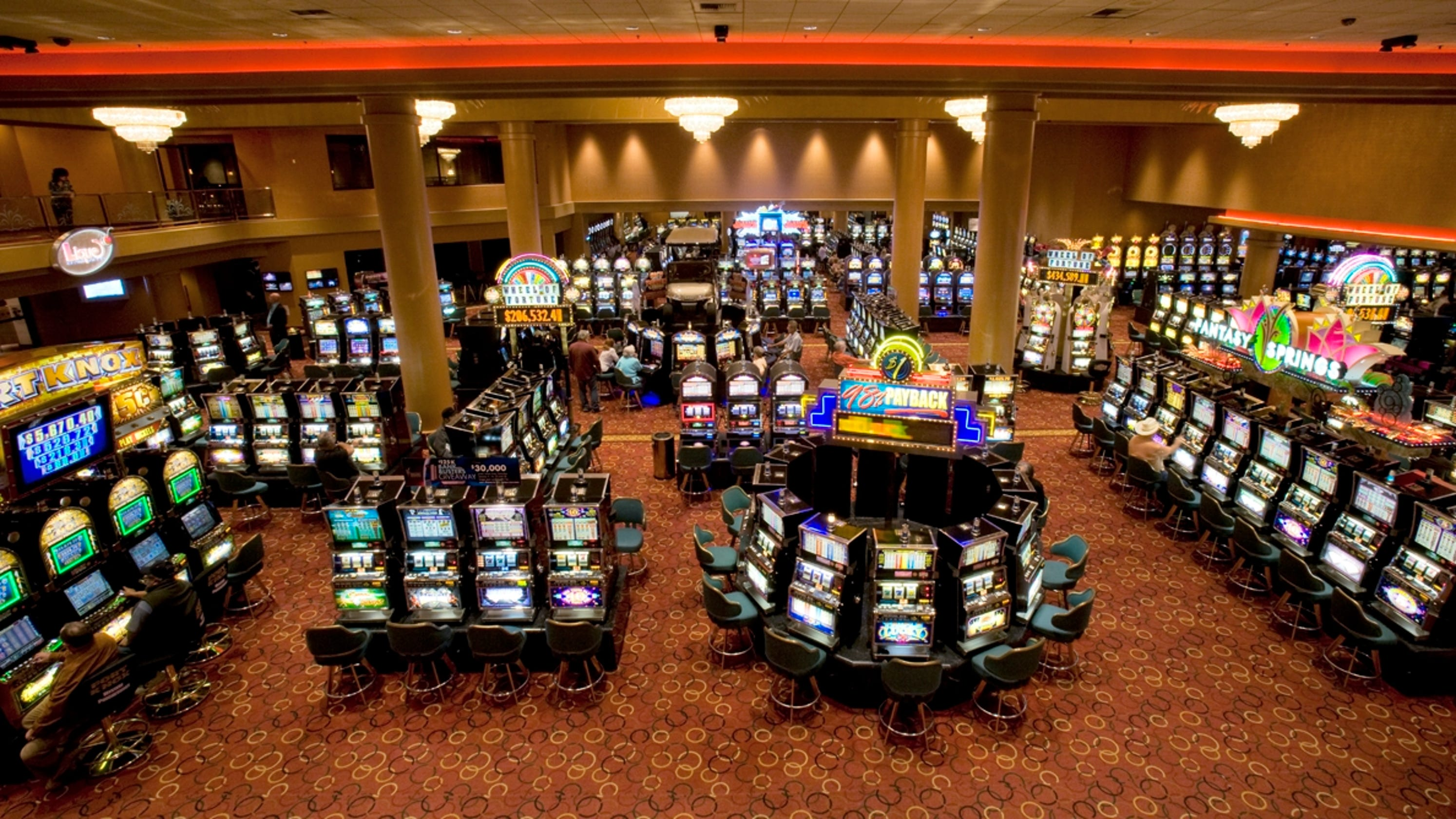 Newsom approves gaming compact between California and