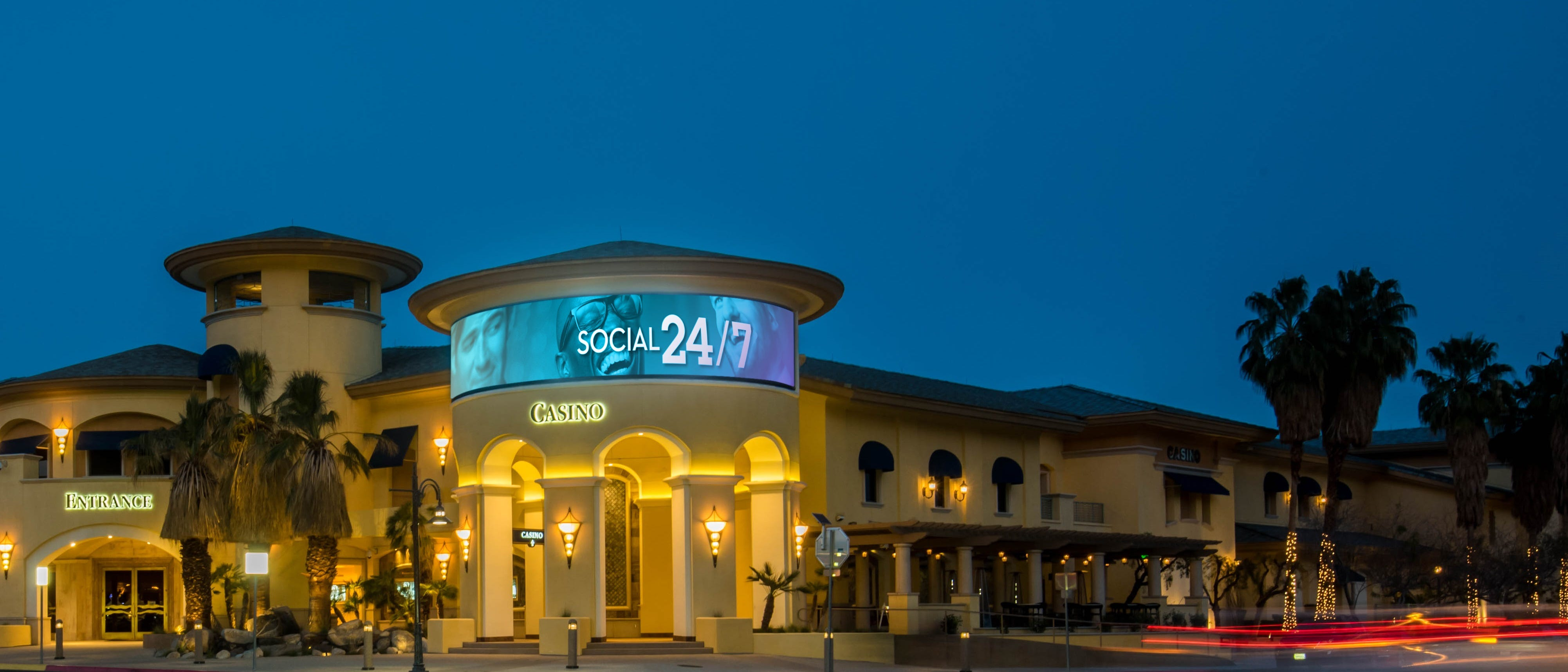Agua Caliente Casino Resort Spa