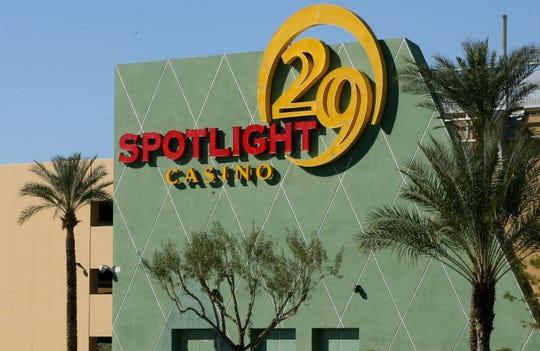 Spotlight 29 Casino in Coachella, Calif.