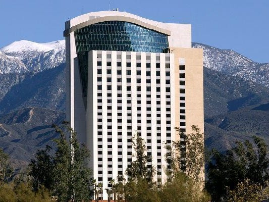 Morongo Casino Resort and Spa in Cabazon, Calif.