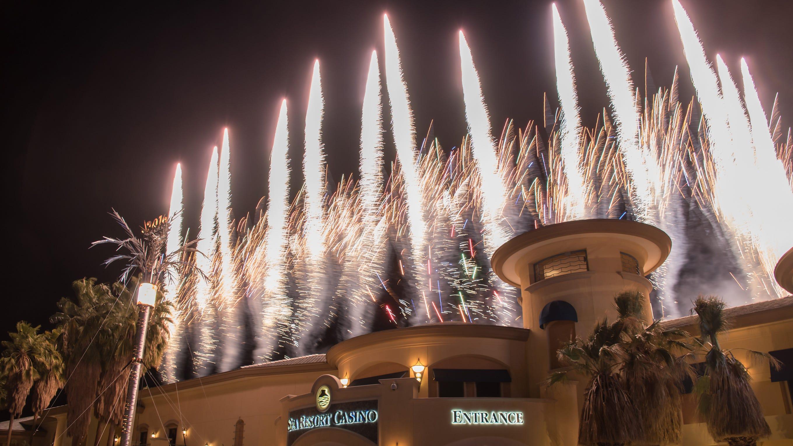 entertainment palm springs casinos