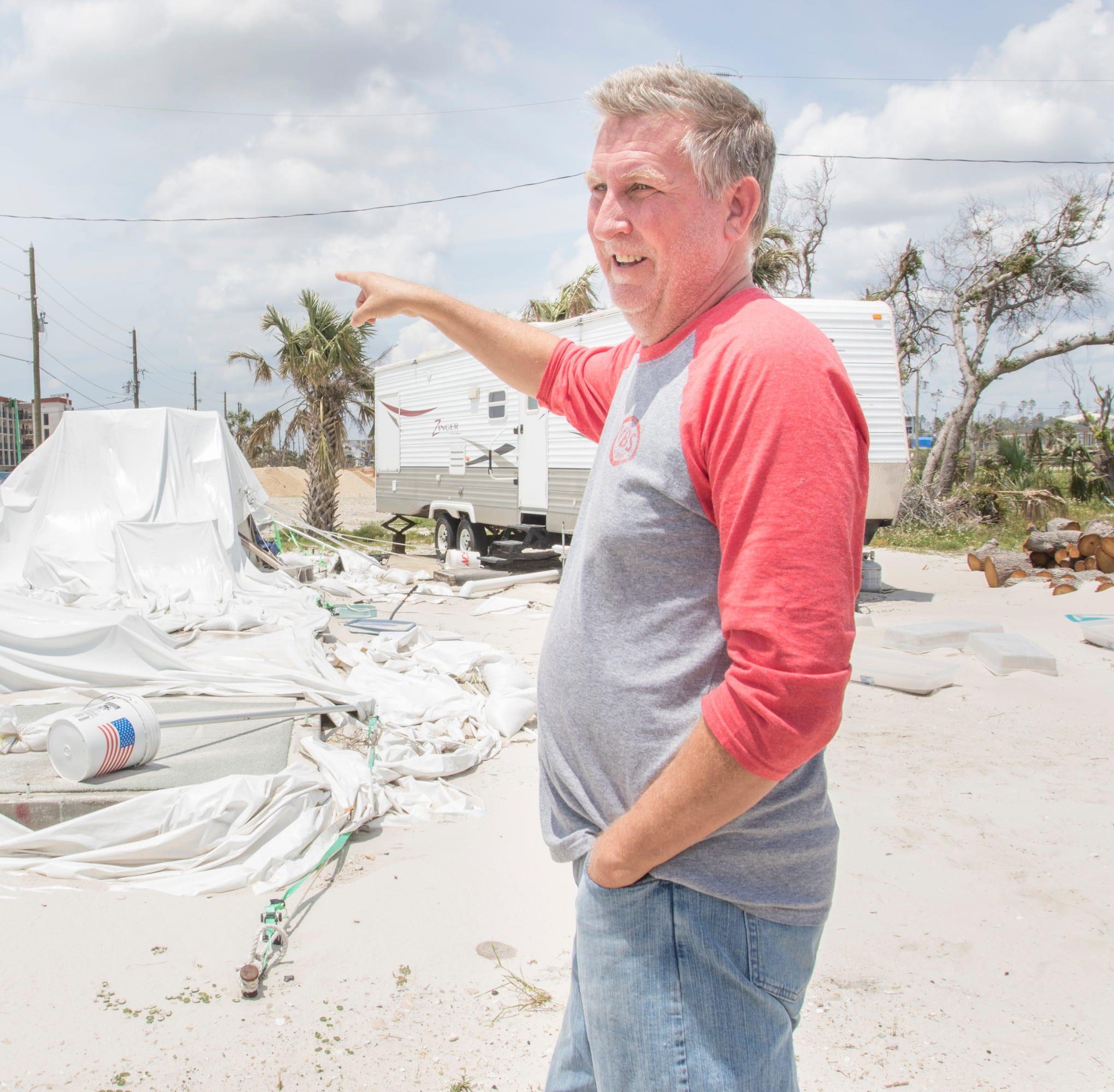 Seven months after Hurricane Michael, 'Forgotten Coast' becomes 'Unforgettable Coast'