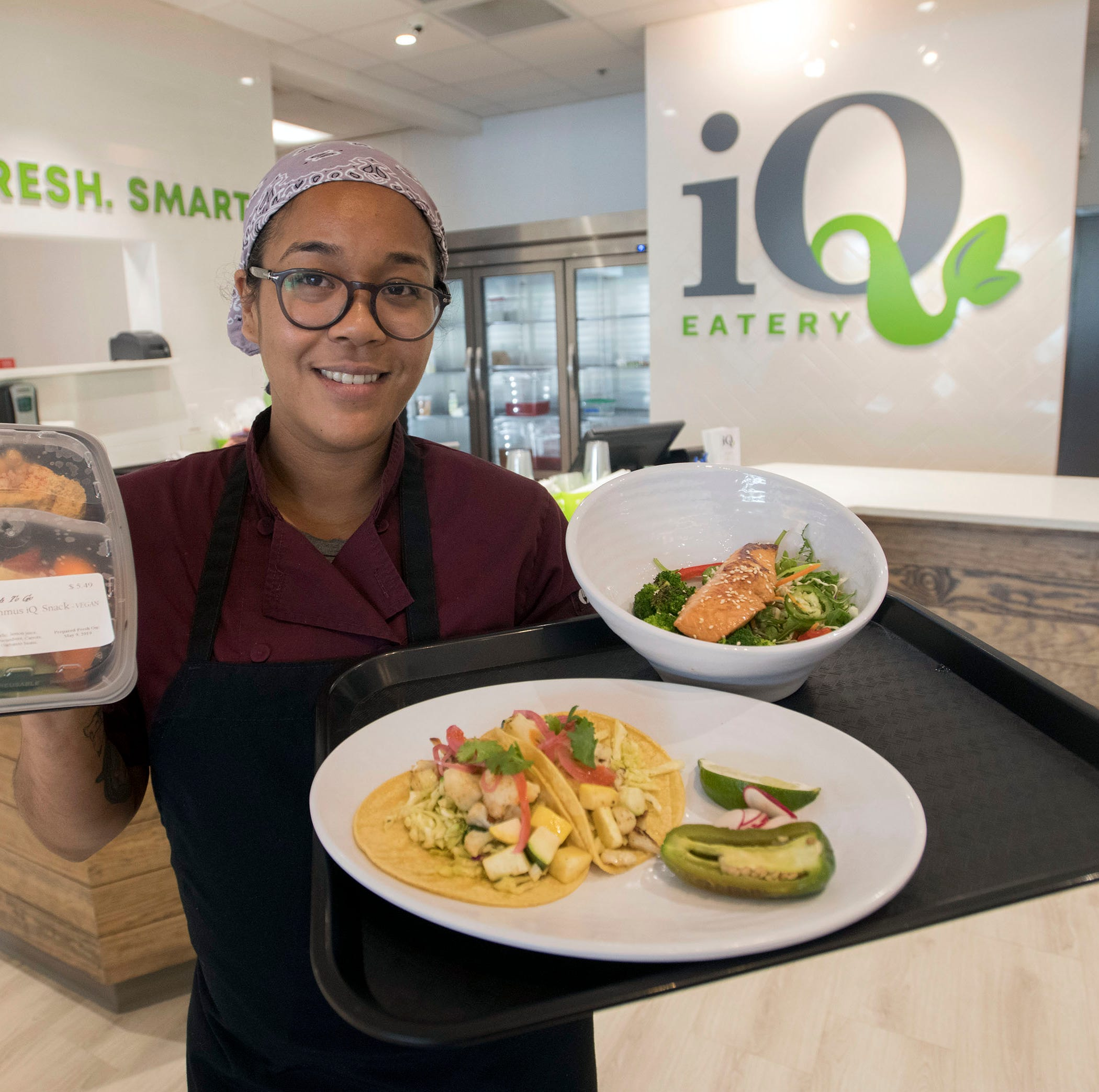 iQ Eatery restaurant opens in West Pensacola, will launch online meal plan program