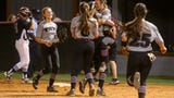 Shelby McLean and Hannah Halfacre were key in Tate's playoff win over Navarre