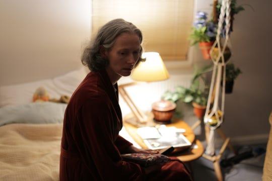 "Tilda Swinton in ""The Souvenir."""