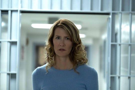 """Laura Dern stars in """"Trial by Fire."""""""