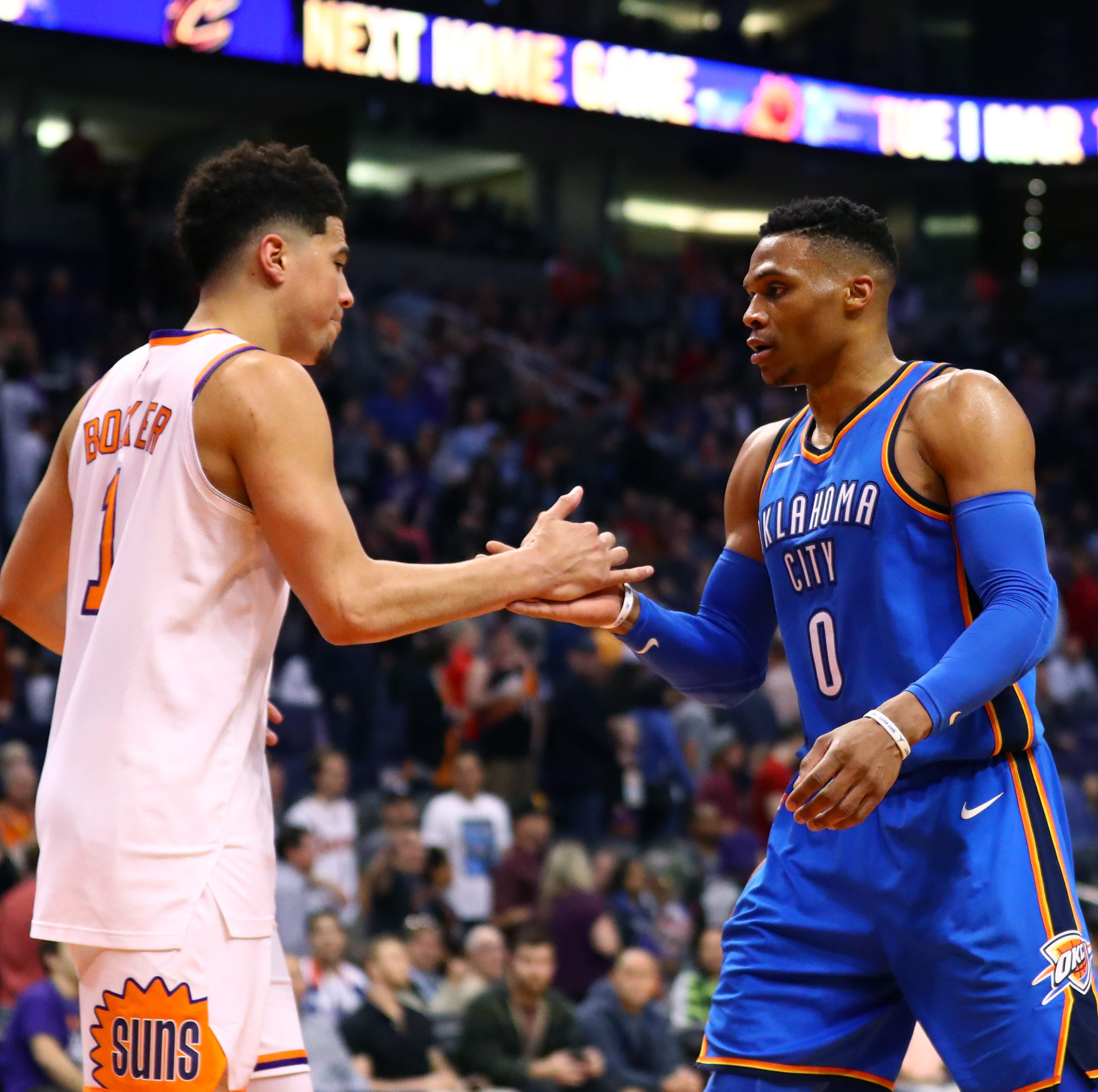 Russell Westbrook trade rumors: Ridiculous chatter involves Thunder guard to the Suns