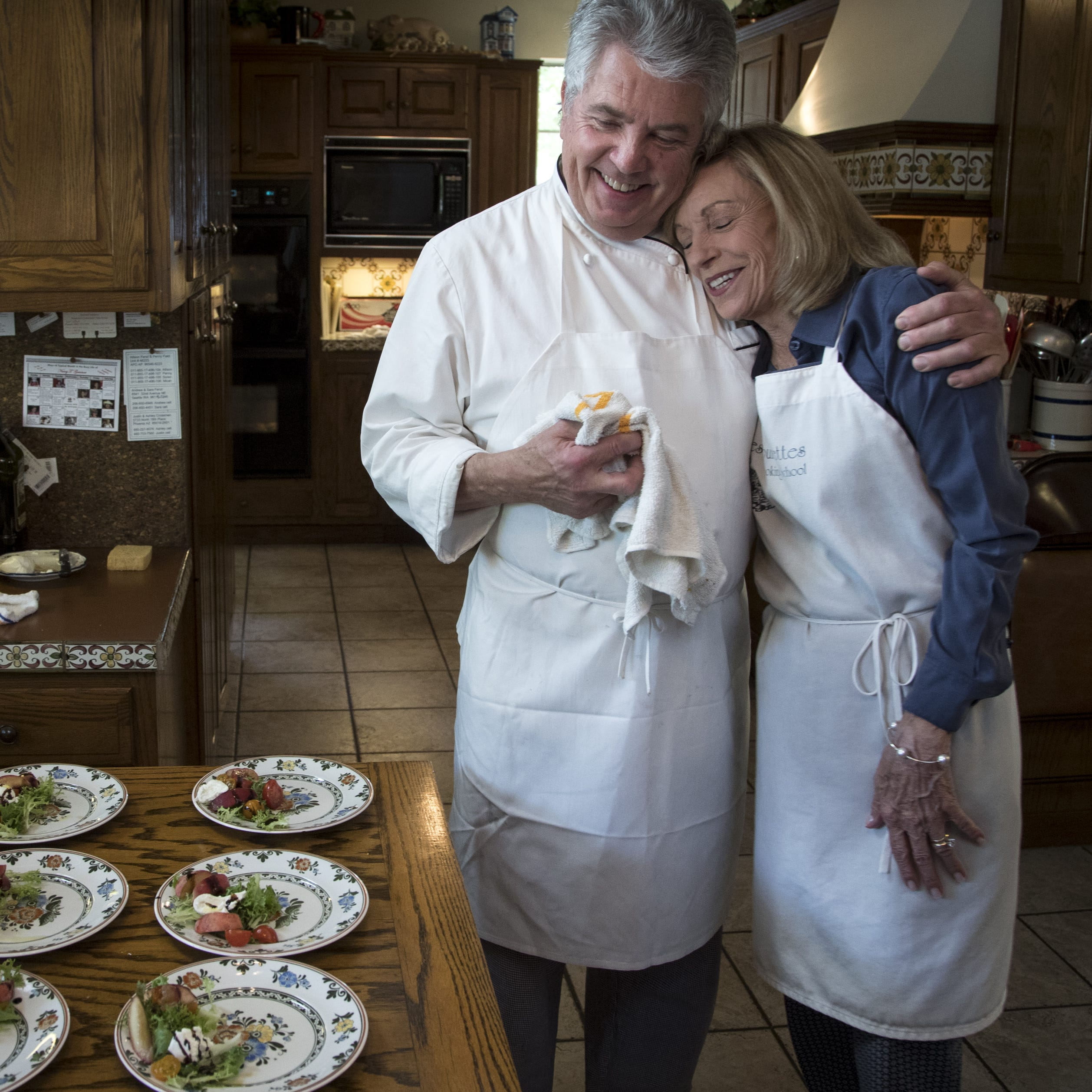 Say au revoir to Les Gourmettes. These are the legendary Phoenix cooking school's last days