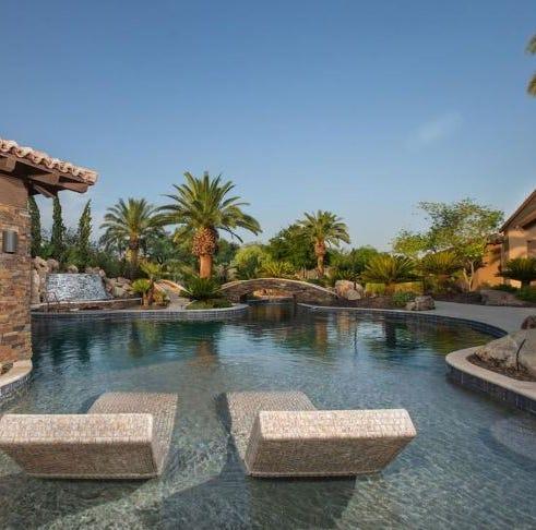 Arizona Cardinals star Larry Fitzgerald sells $4.65M Paradise Valley mansion