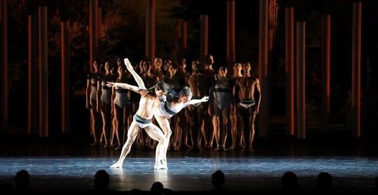 el Ballet Arizona regresa al Jardín Botánico de Phoenix.