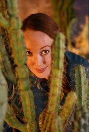 The girl who swallowed a cactus, es una fantástica obra de teatro de la compañía Childsplay.