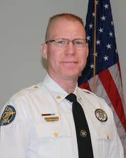 York County Sheriff's Deputy Mark Runkle